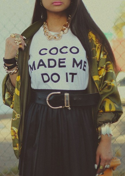 Coco Tee at Outfit Made