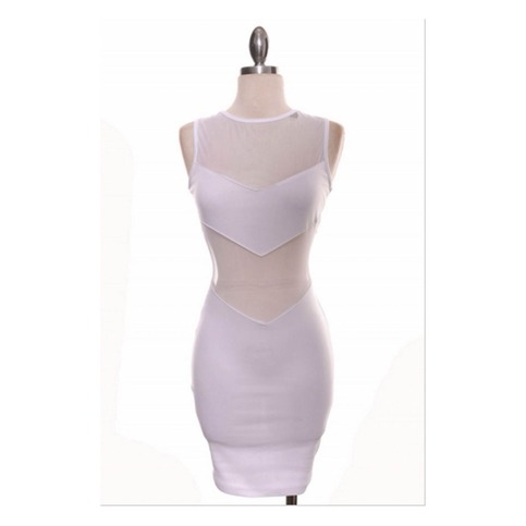 White Caviar Bodycon Dress   Forever Mint   Online Store Powered by Storenvy