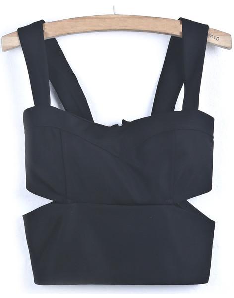 Sidla Diamond Crop Top | Outfit Made