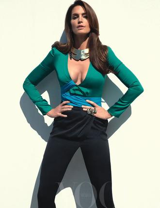 dress jumpsuit bicolor