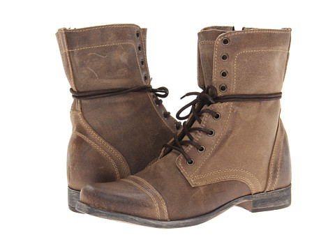 Steve Madden Troopah2 Tan Suede - Zappos.com Free Shipping BOTH Ways