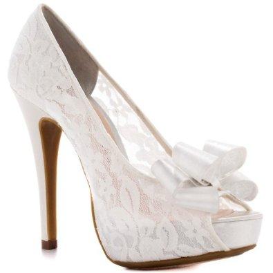 Amazon.com: Chinese Laundry Women's Hopeful Peep-Toe Pump,Pearl,10 M US: Chinese Laundry: Shoes