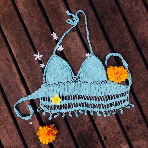 Crochet Tops – Maison Balika