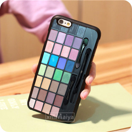 cool phone cases for iphone 6 aliexpress buy cool awesome makeup palette desgin 18357