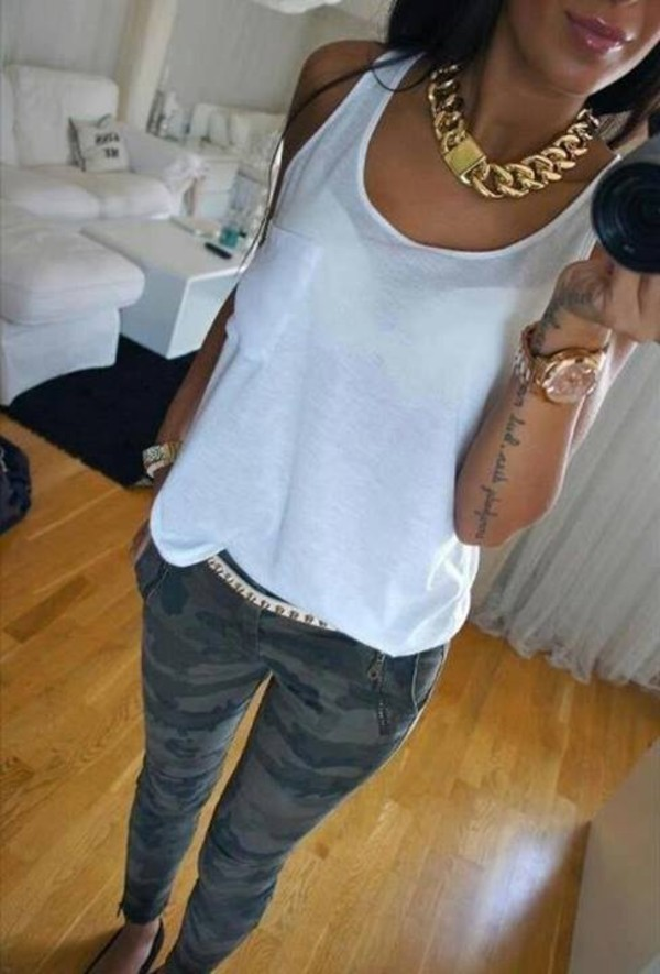 jeans sexy moro skiny pants skiny jeans jewels shirt