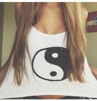 t-shirt tshirt design withe yin yang