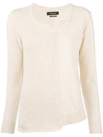 sweater women nude cotton wool