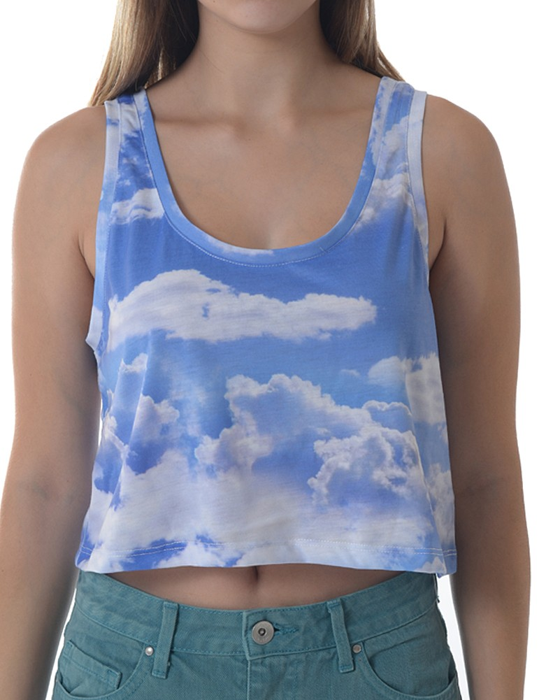 Bambam Cloud Control Coco Tank Top - Multi at Box13 Australia