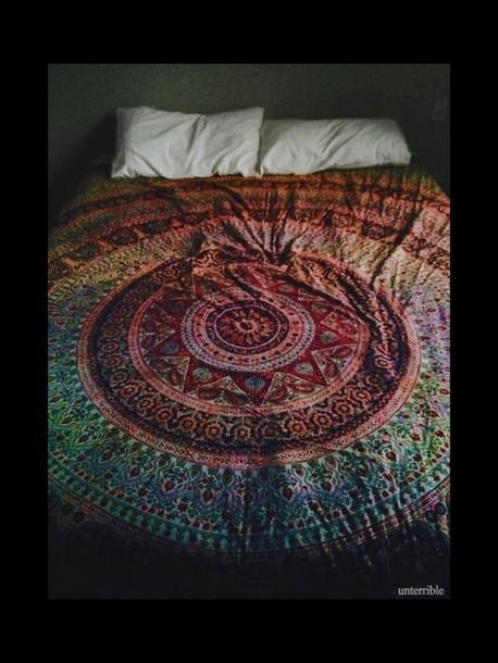 bedding tapestry