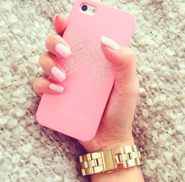 jewels iphone 5 case iphone cover iphone case classy fashion girly pink angel wings diamonds