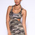 Camo Bodycon Dress | Obsezz