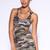 Camo Bodycon Dress | Obsezz