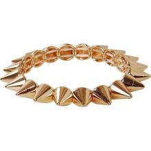 Stud Bracelet Mini Spike Bracelet - Gold