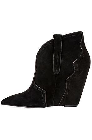 Ash Shoes Boot Janet Boot in Black -  Karmaloop.com