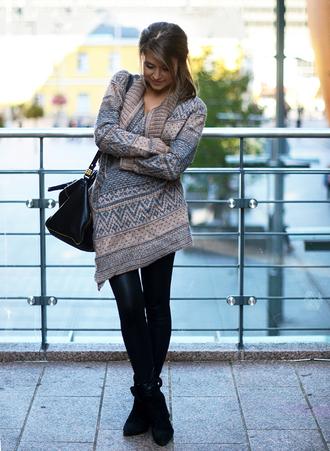 bag sweater mariannan