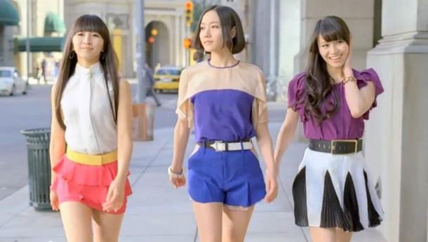 blouse japan japanese skirt japanese fashion purple blouse