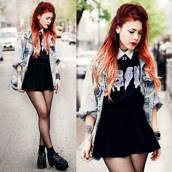 shirt jacket shoes skirt jewels