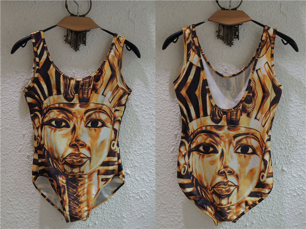 swimwear pharaoh one pieces bikini sweamsuit sweater
