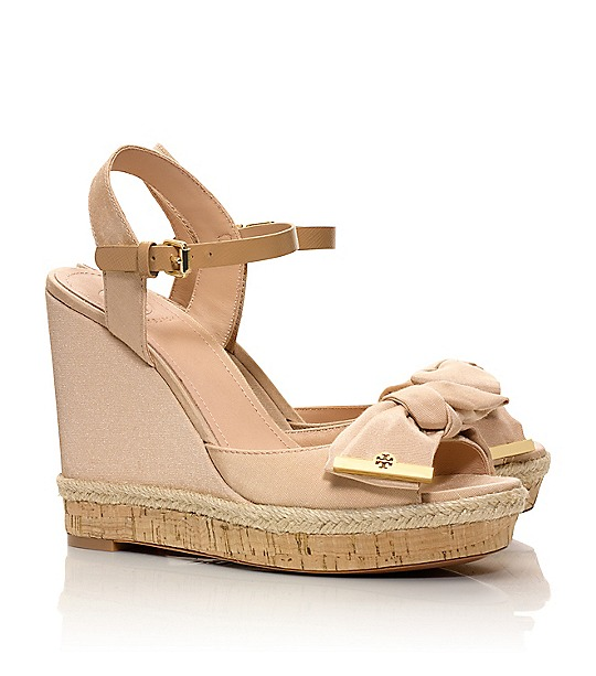 Tory Burch Penny Wedge Sandal  : Women's View All | Tory Burch