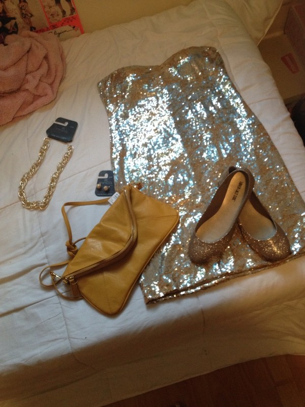 shoes gold gold sequins shiny cute outfits short party dress