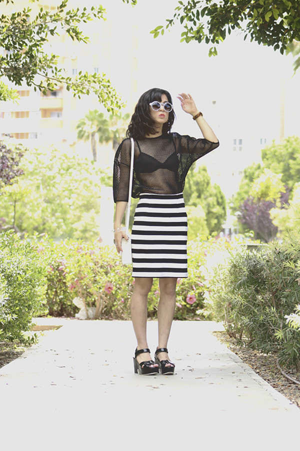 vintage shoes for her sunglasses top skirt bag shoes