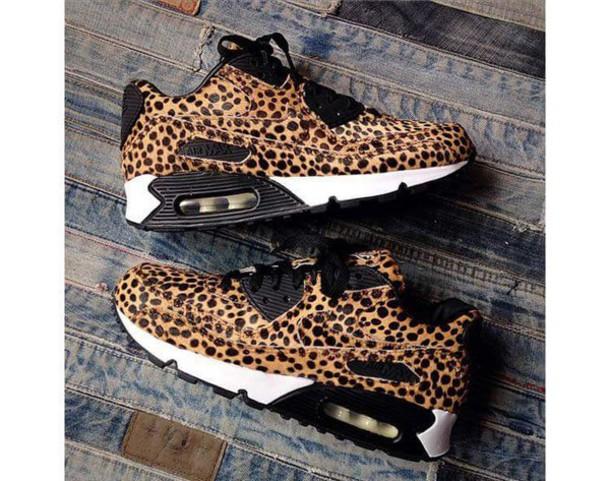 shoes leopard nike air max