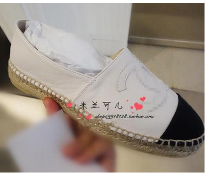 2014 spring and summer fashion trends temperament elegant simplicity women casual flat shoes genuine leather channell-inFlats from Shoes on Aliexpress.com