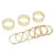 GOLD RINGS SET – HolyPink