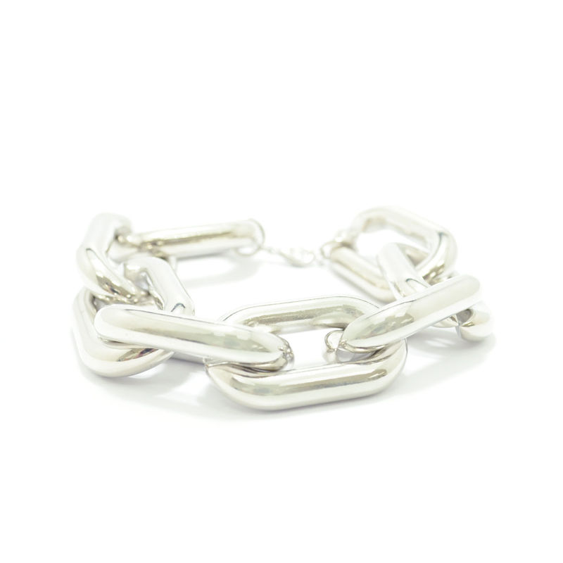 METALLIC CHAIN BRACELET - Rings & Tings | Online fashion store | Shop the latest trends