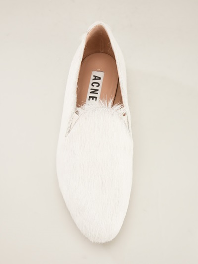 Acne 'noa' Loafer - Diverse - Farfetch.com