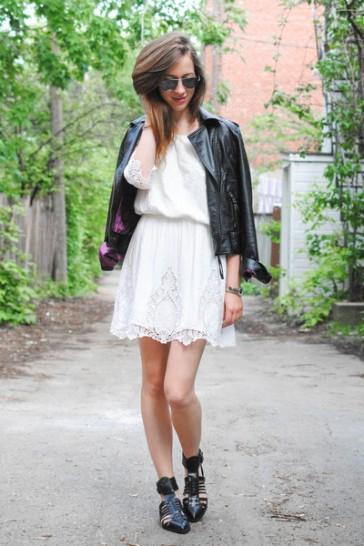 Chill Out Crochet Lace Dress