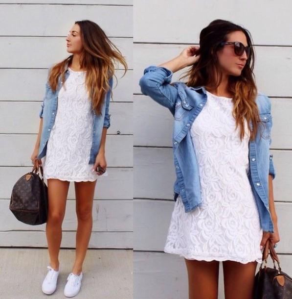dress casual casual dress trendy white dress