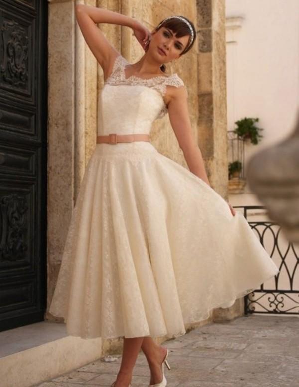 Lace Wedding Dress Not Strapless Ivo Hoogveld
