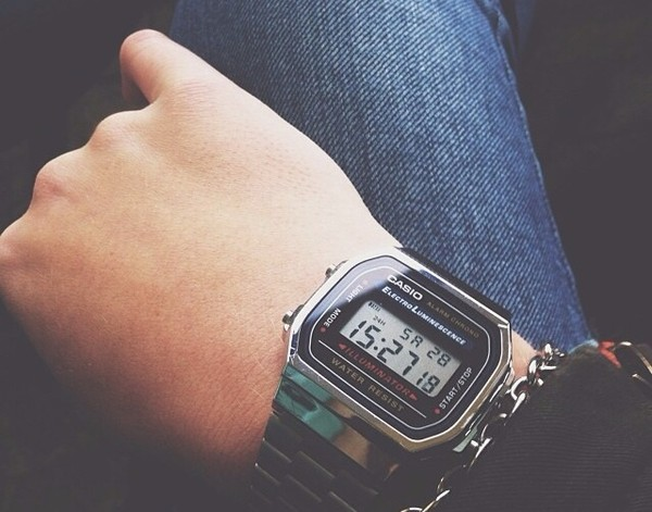 jewels casio watch