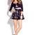 Shocking Faux Leather Skater Skirt | FOREVER21 - 2000075429