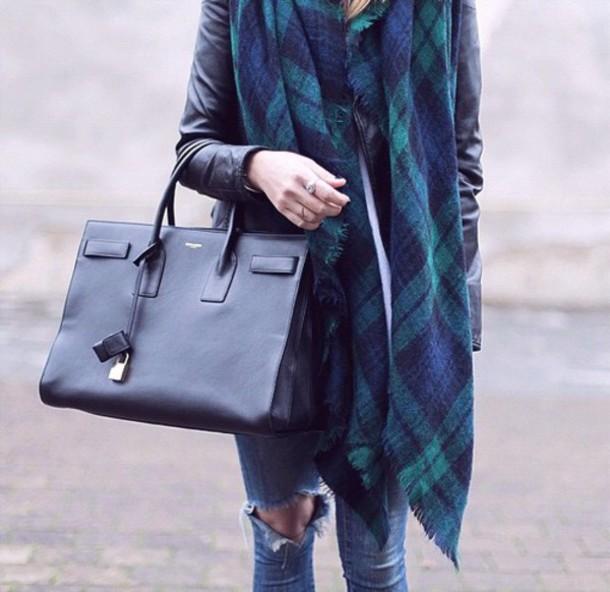scarf bag