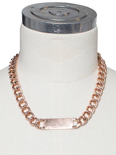 Donelle Necklace - Pieces - Rose Gold - Smycken - Accessoarer - Kvinna - Nelly.com