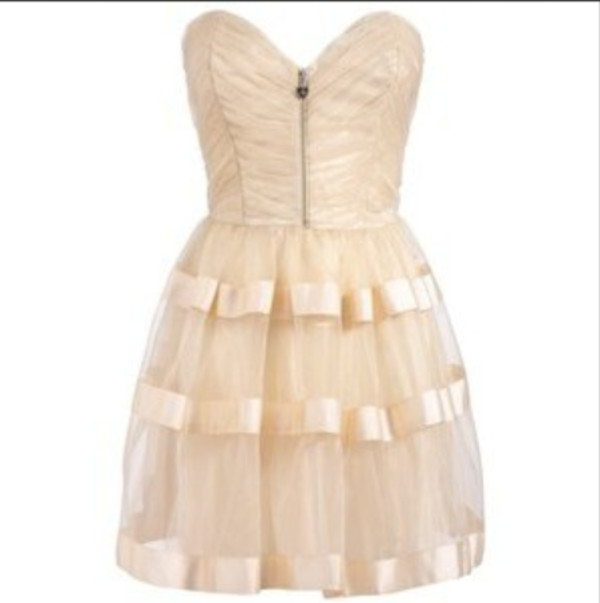 dress sweetheart dress zip short dress ruffle pastel color