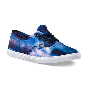 Cosmic Galaxy Authentic Lo Pro | Shop Authentic Lo Pro at Vans on Wanelo