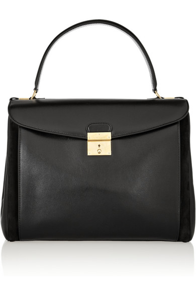 Marc Jacobs | The Grand Majestic leather tote | NET-A-PORTER.COM