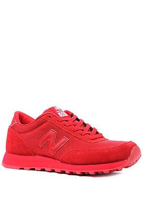 New Balance Sneaker Classic Women's 501 Classic in Monochromatic Red -  Karmaloop.com