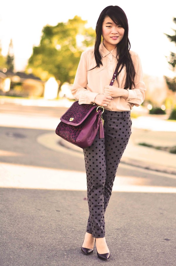 daily disguise shirt pants bag shoes
