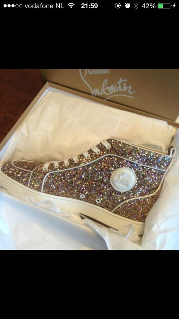 shoes sneakers louboutin sold out?