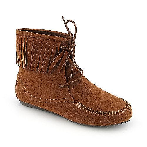 Nature Breeze Cherokee-02 womens ankle boot