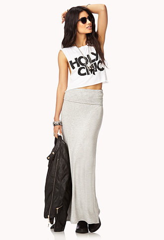 Favorite Maxi Skirt | FOREVER21 - 2000091160