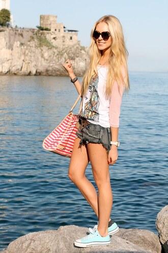 cheyenne meets chanel t-shirt shorts bag shoes shirt jacket jeans dress sunglasses