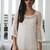 EKOLUV Helena Lace Crochet Dress   Eco Fashion Ethical Fashion EKOLUV Eco Boutique