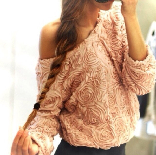 sweater winter sweater blouse