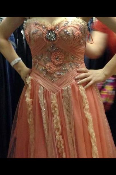 dress vintage formal dress lace beaded vintage beaded corset dress formal dress