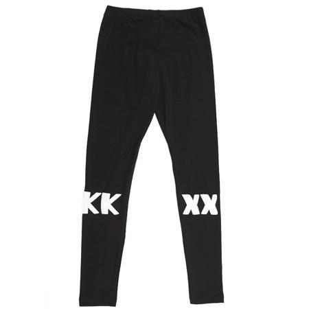 KKXX Logo Print Leggings